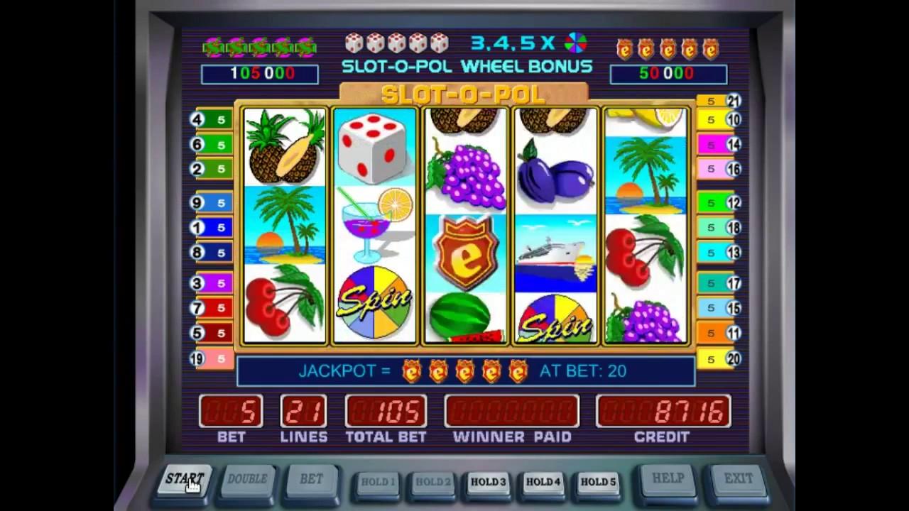 игра игровые автоматы фрукты