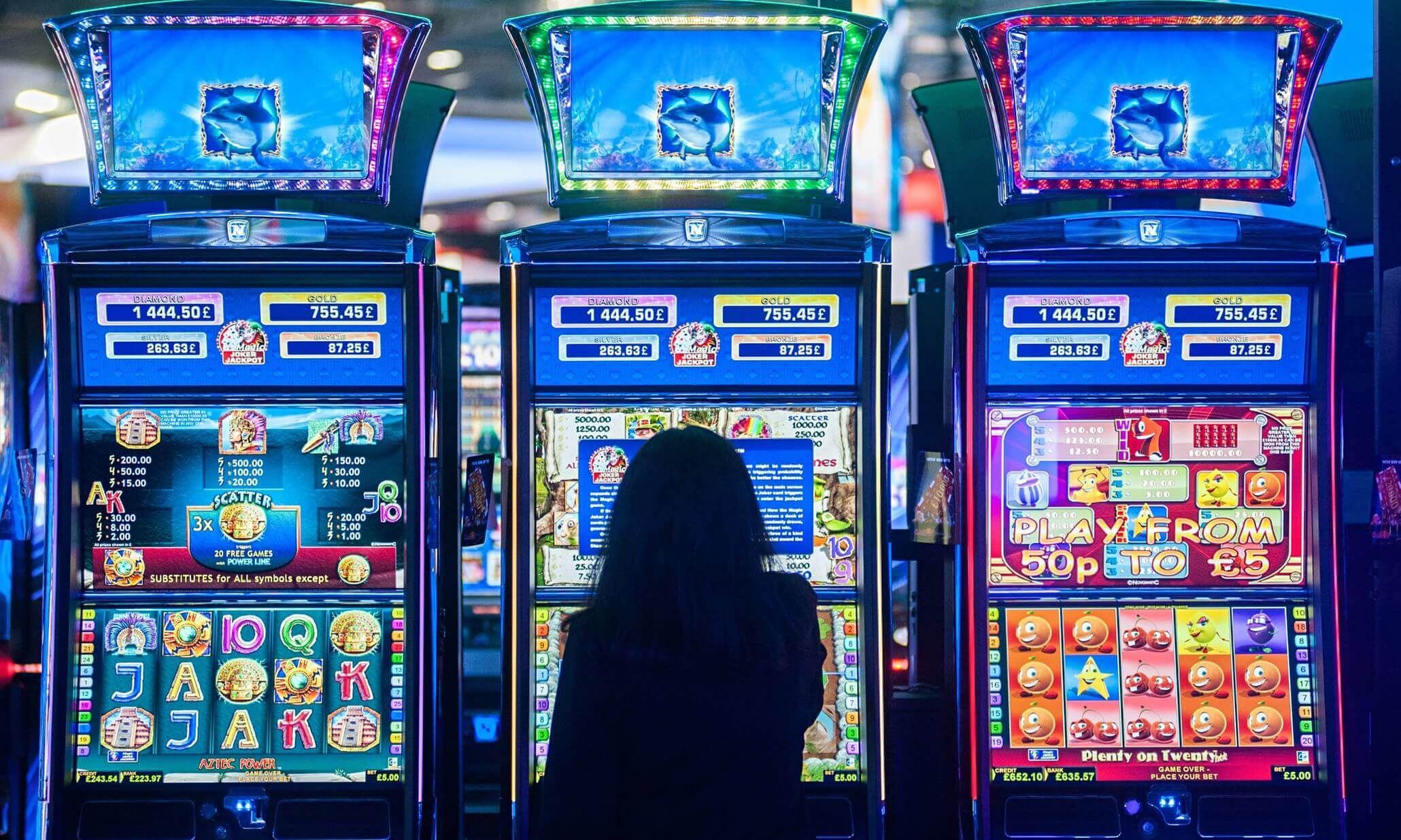 Игровые автоматы г борисов